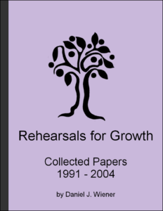 RfG Collected Papers 1991-2004 by Daniel J Wiener