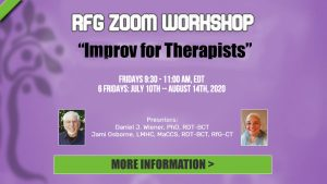 RFG Zoom Workshop date/time