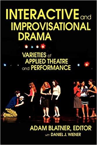 Interactive and Improvisational Drama